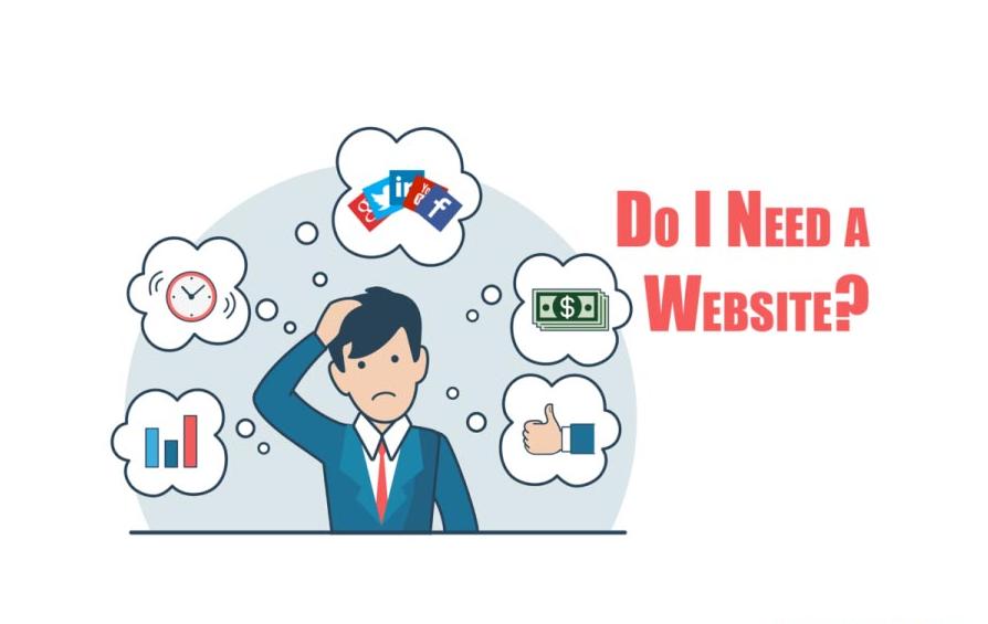Doanh nghiệp nào cũng cần có website