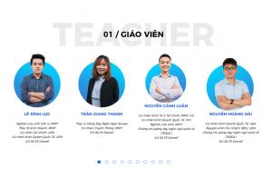 thiết kế website giới thiệu