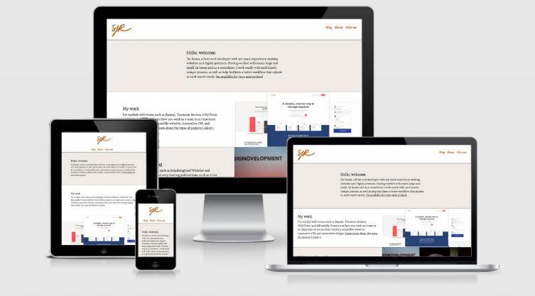 Lý do bạn nên thiết kế website chuẩn responsive