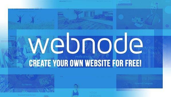 Webnodes giúp bạn tạo website chỉ trong vòng 5 phút.
