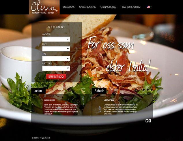 hình ảnh cho web nhà hàng
