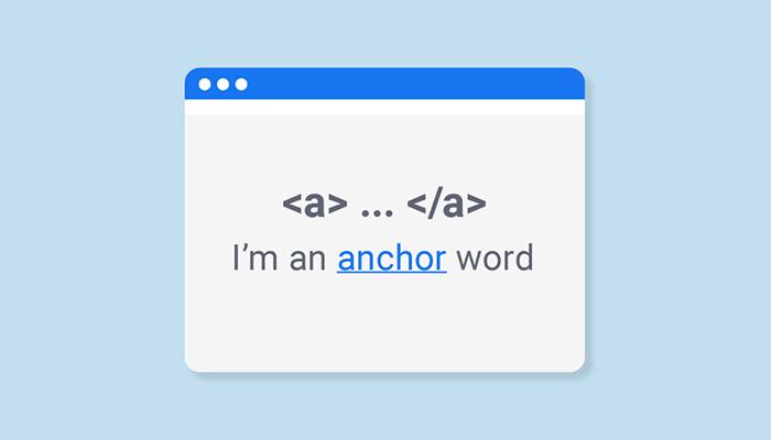 Anchor Text là gì ?