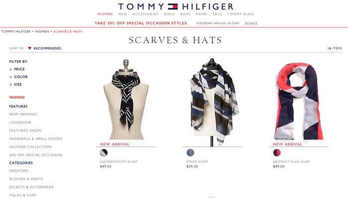 Đây là mẫu website thịnh hành hiện nay, với bố cục và gam màu phù hợp