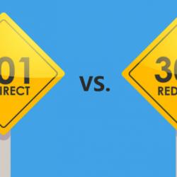 redirect 301 và 302