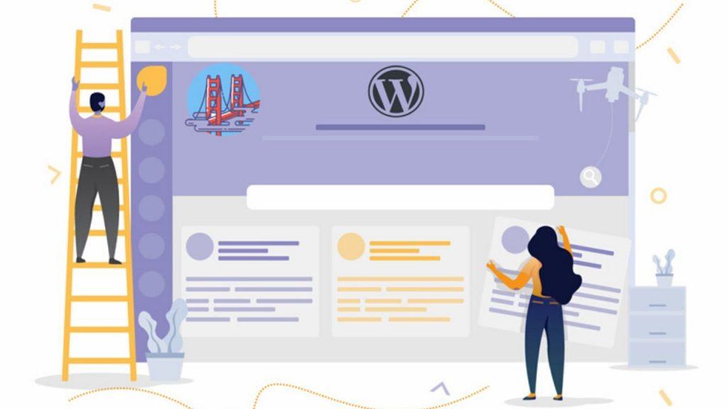 Người dùng có thể chọn Blog miễn phí hoặc Blog tự lưu trữ